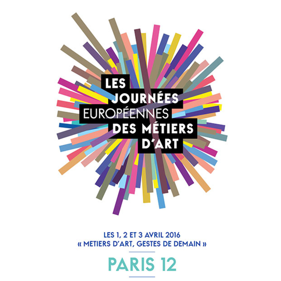 JOURNEES EUROPEENNES DES METIERS D'ART 2016
