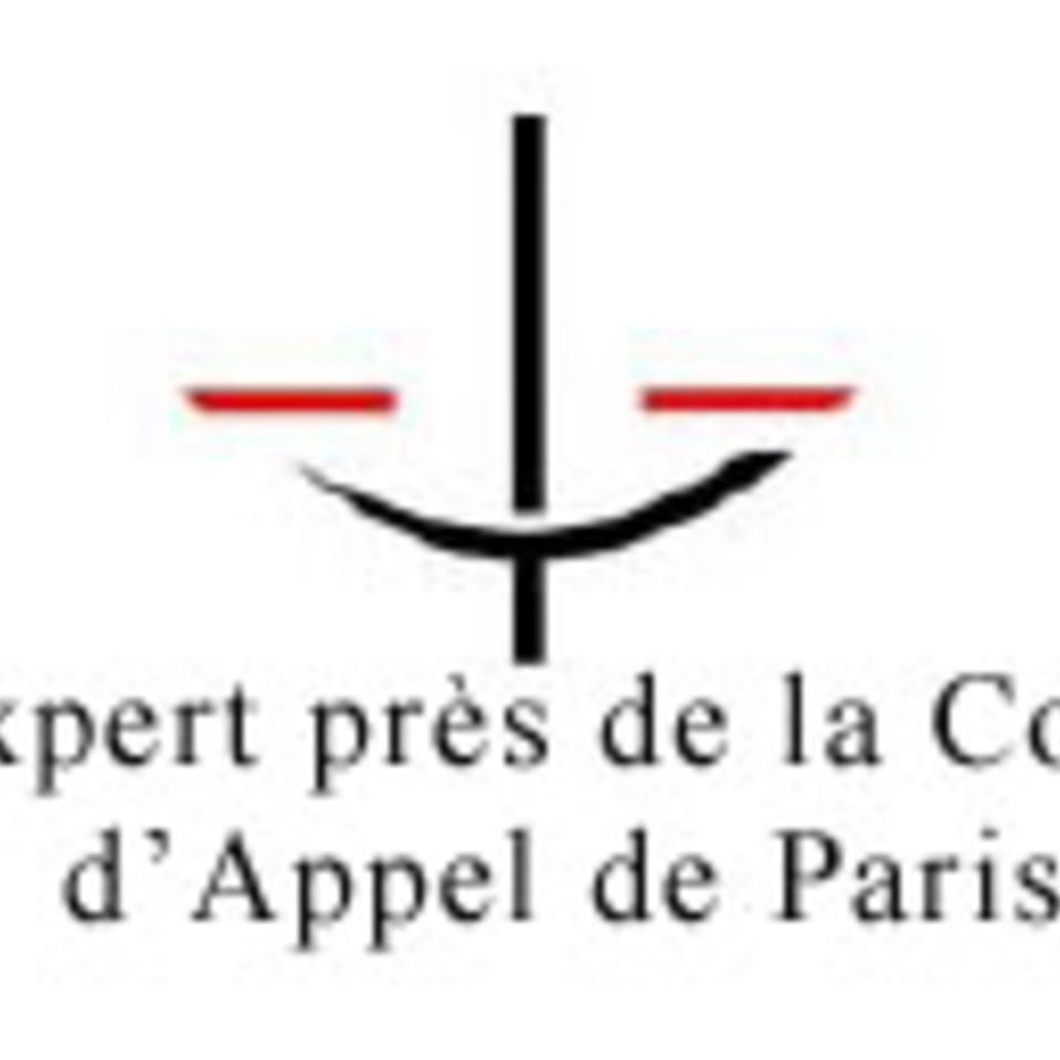 Expert près la Cour d'appel de Paris