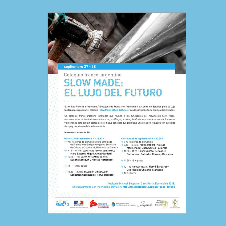 Slow-Made: Le luxe du futur