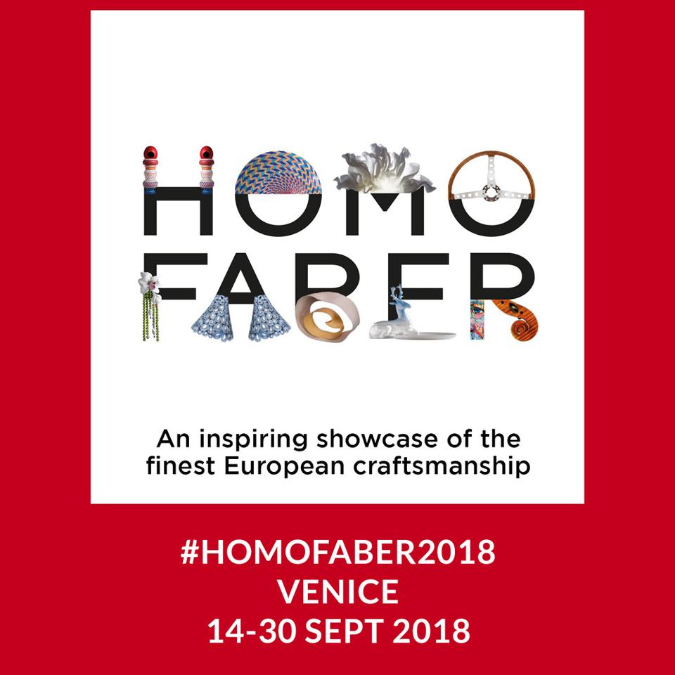 Exposition Homo Faber 2018 - Venise