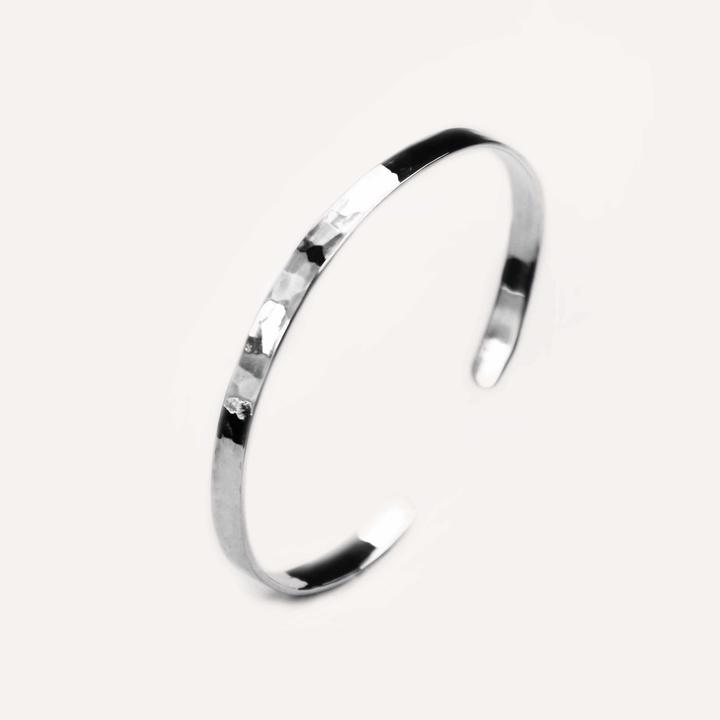 Bracelet Martelé 5 mm