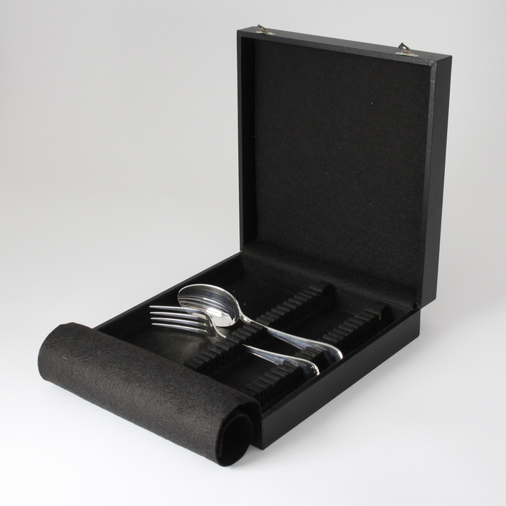24-Piece Flatware Storage Case - Table or fish