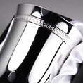 Timbale Empire argent massif personnalisable