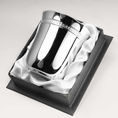 Timbale Empire argent massif