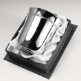 Timbale Perle argent massif